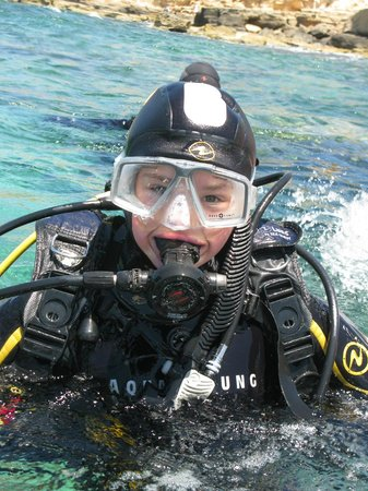 Ondine Escape - One Day Activities : Fun dives