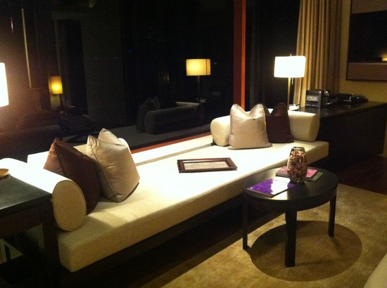Capella Singapore: Day Bed