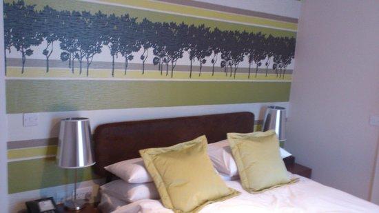 The Victoria: camera da letto