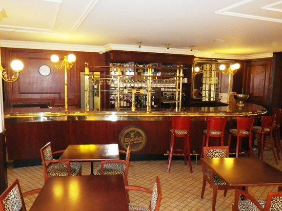 Hotel Francois 1er : Bar