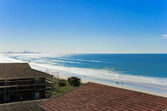 Oceanside Resort: View from 4th floor 3 bedroom apartment