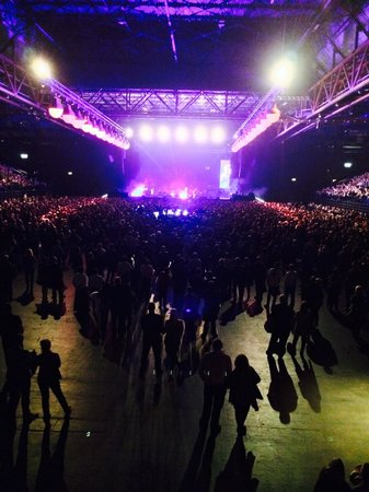 Genting Arena: Elbow - 05.04.14