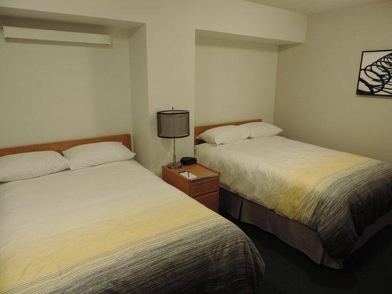 YWCA Hotel Vancouver: QUARTO DUPLO