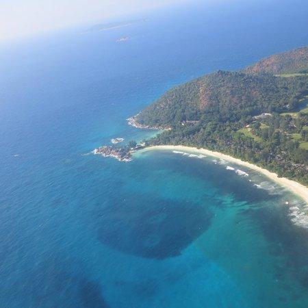 Constance Lemuria: Spiaggia di Anse Grand Kerlan ...... arrivederci