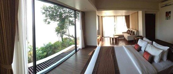 Crown Lanta Resort & Spa : Overall view for master Grand villa