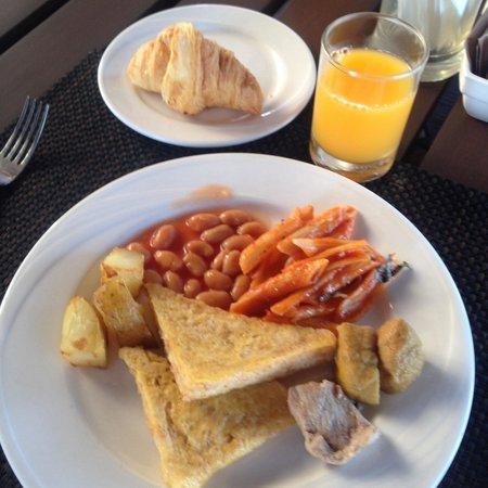 Crown Lanta Resort & Spa : Breakfast