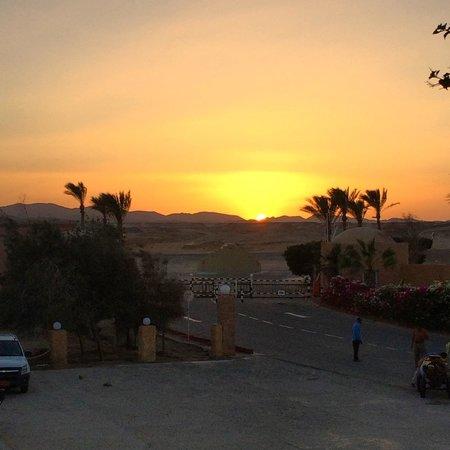 SENTIDO Kahramana Park : Desert view