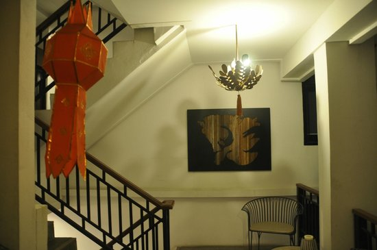 Mandala House : Halls