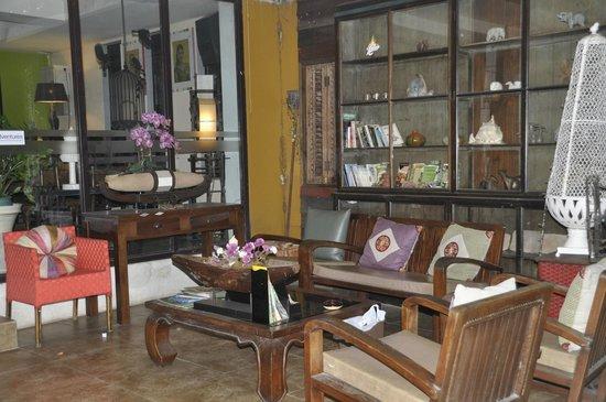 Mandala House : Lobby