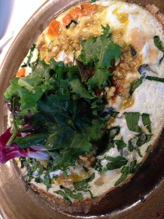 Cookshop: Egg White Frittata