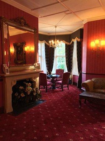 Best Western Abbots Barton Hotel : Aufenthaltsraum