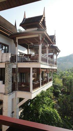Thavorn Beach Village Resort & Spa : Hillside rooms