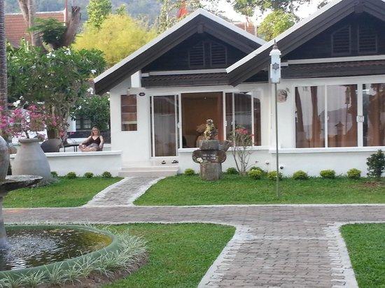 Thavorn Beach Village Resort & Spa : Beach villas