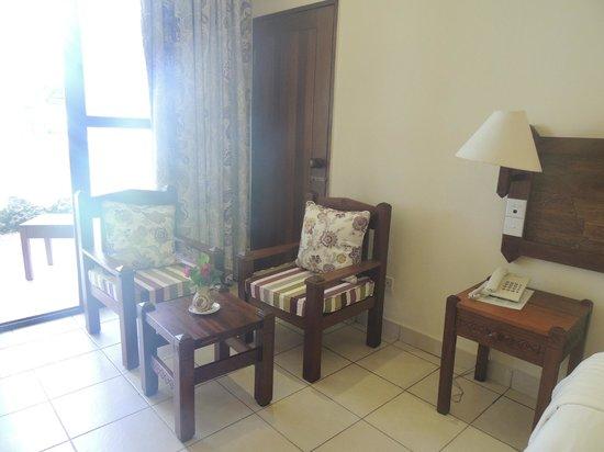 Diani Sea Resort : Our room