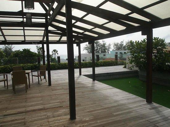 Ramada Phuket Southsea: Rooftop