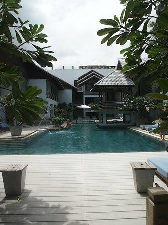 Ramada Phuket Southsea: The pool view