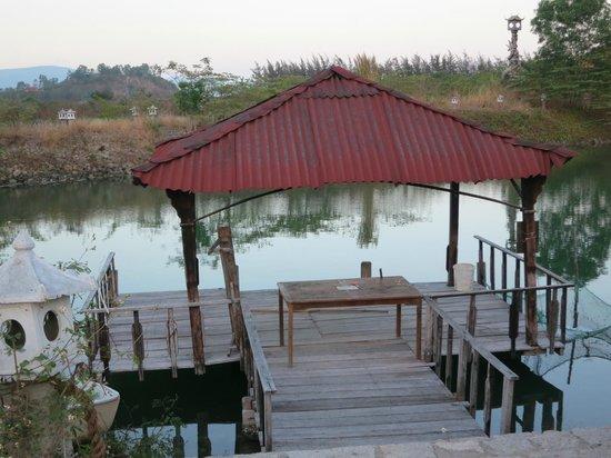 Diamond Bay Resort & Spa: Для рыбаков
