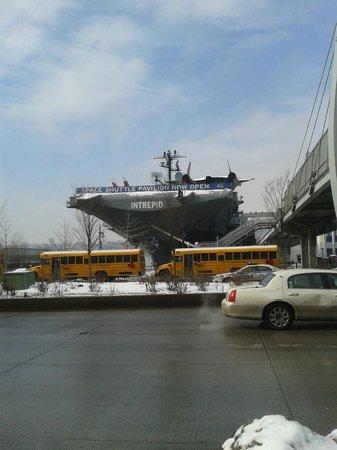 Intrepid Sea, Air & Space Museum: Intrepid.