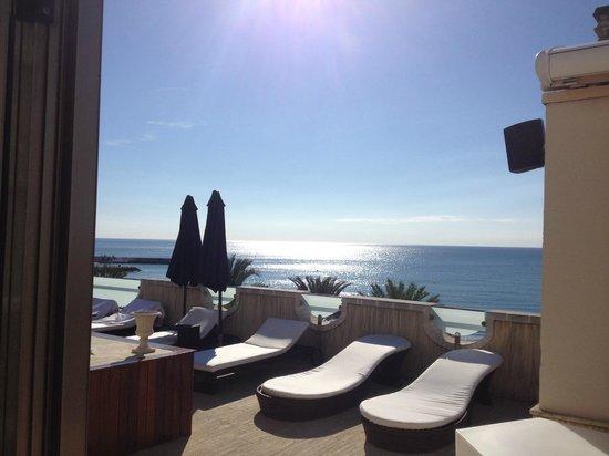 La Nina Hotel : Rooftop Pool