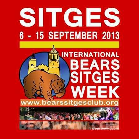 La Nina Hotel: Bear Week in Sitges