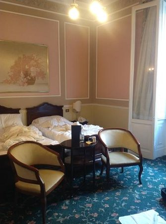 Hotel Bristol Palace: rooms