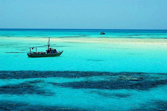 Na'ama Bay : Ras Mohammed