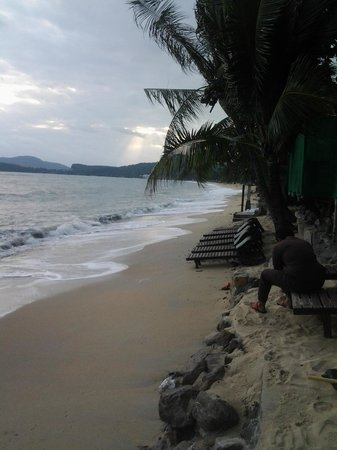 World Resort Bungalow : the beach at world resort,