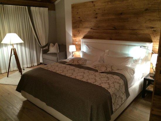 Hotelino Petit Chalet: La nostra camera da letto