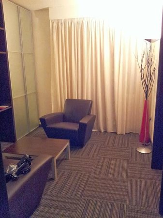 Hotel Ceuta Puerta de Africa: habitación
