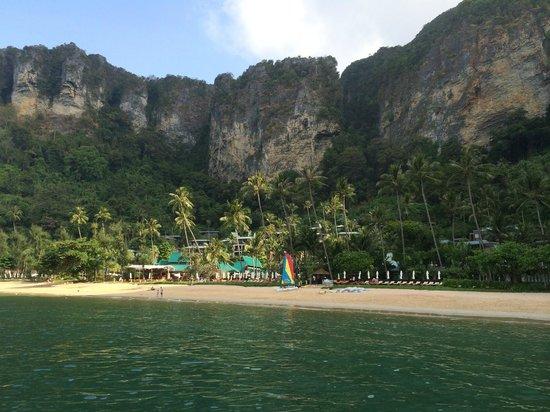 Centara Grand Beach Resort & Villas Krabi: ホテル全体