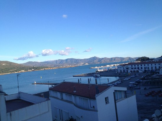 Hotel Spa Porto Cristo: vue
