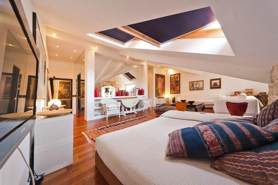 Apartments Picasso: suite