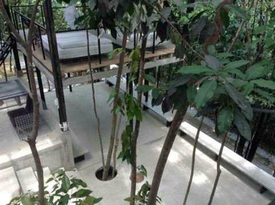 Sekeping Serendah Retreat: bedroom 1