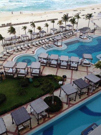 Hyatt Zilara Cancun : Room with a view
