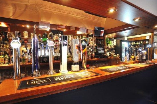 Cherrybank Inn: Lounge bar
