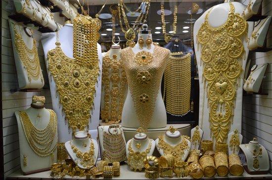 Gold and Spice Souk: Роскошь востока