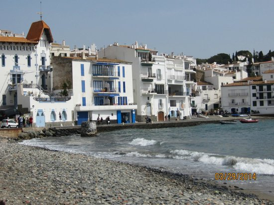 Hotel Sol Ixent: Cadaques - cocktails by the sea