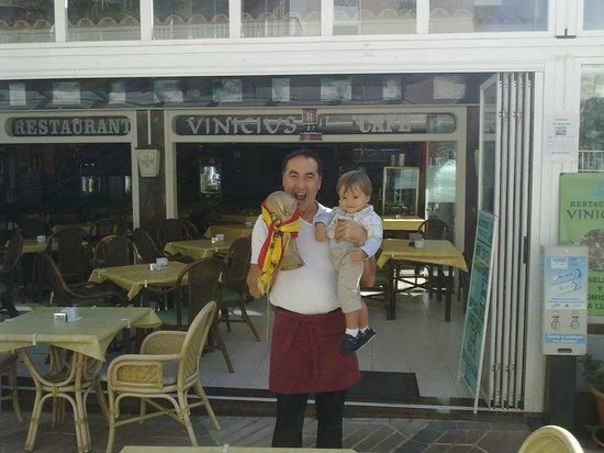Restaurante Vinicius: WM