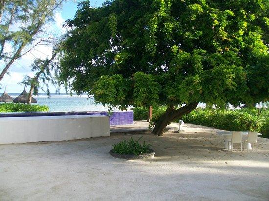 Sofitel So Mauritius : piscine et plage