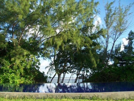 Sofitel So Mauritius : piscine plage