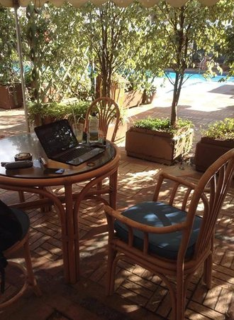 Hilton Nairobi: My office for a day