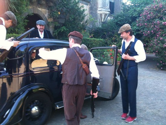 Taxi Taormina Romano Day Tours : Godfather tour