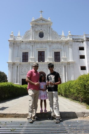 @The St. Paul's Church_Diu
