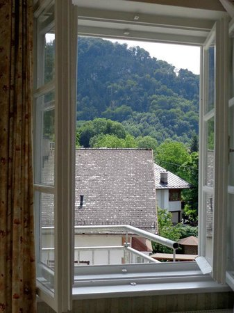 Hotel Turnerwirt: Lovely view of the mountains