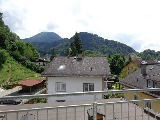 Hotel Turnerwirt: Mountain view from our balcony
