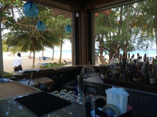 pureocean Restaurant: View from the Bar