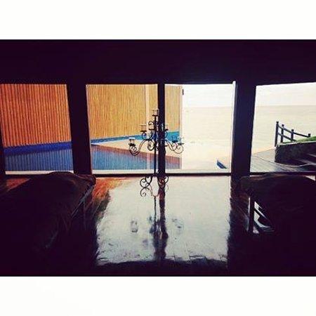 Eskaya Beach Resort & Spa: The jaw dropping spa!