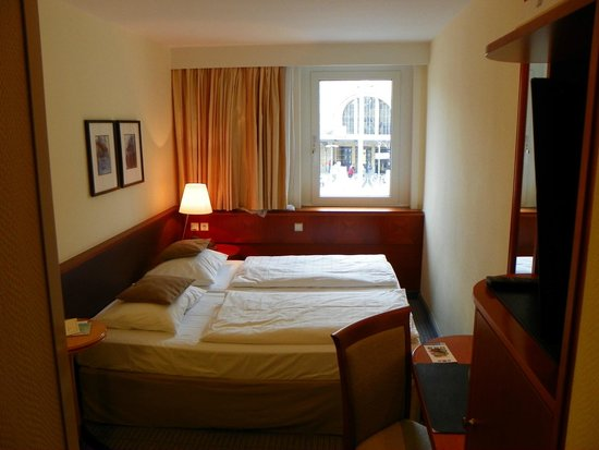Best Western Hotel Leipzig City Center: Las camas