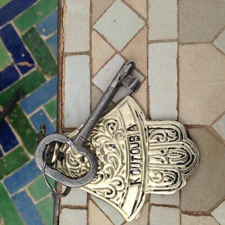 Palais Sebban: chiave