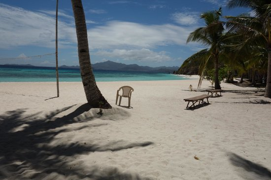 Sophia's Garden Resort : Malcapuya Island - 2 hrs boat ride from the harbor